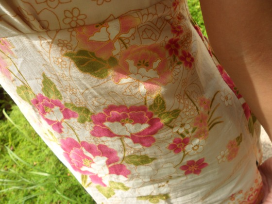 A touch of floral