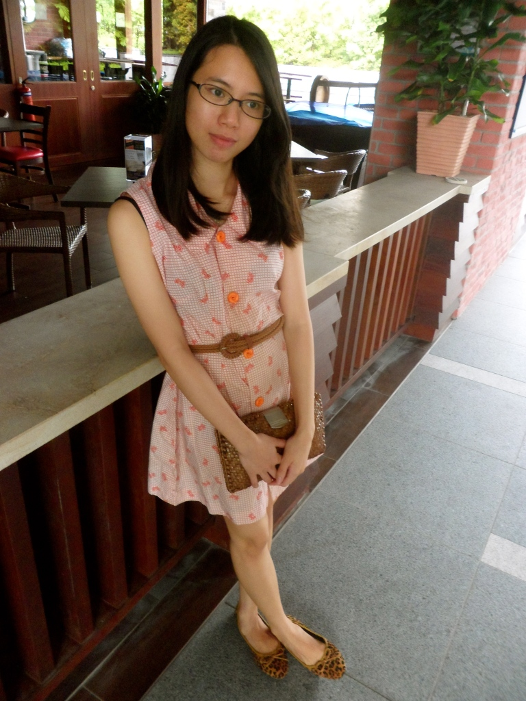 50s HandMade Dress