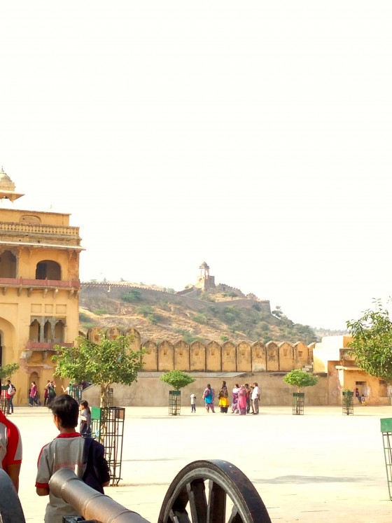 Another side of Amer Fort