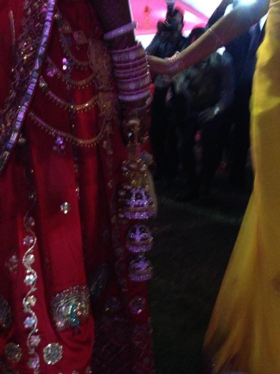 Beautiful bride's Jewelry