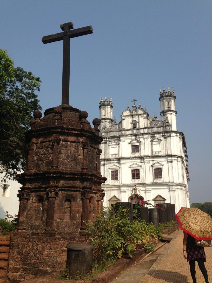 Beautiful Churches of Goa