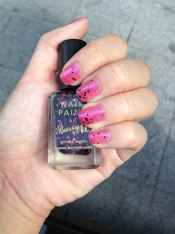My Barbie Nails