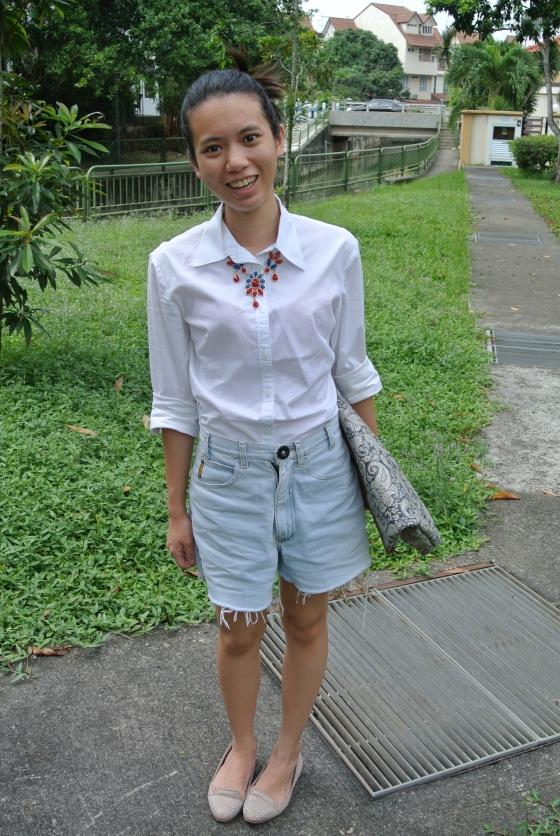 Dress Up Shorts